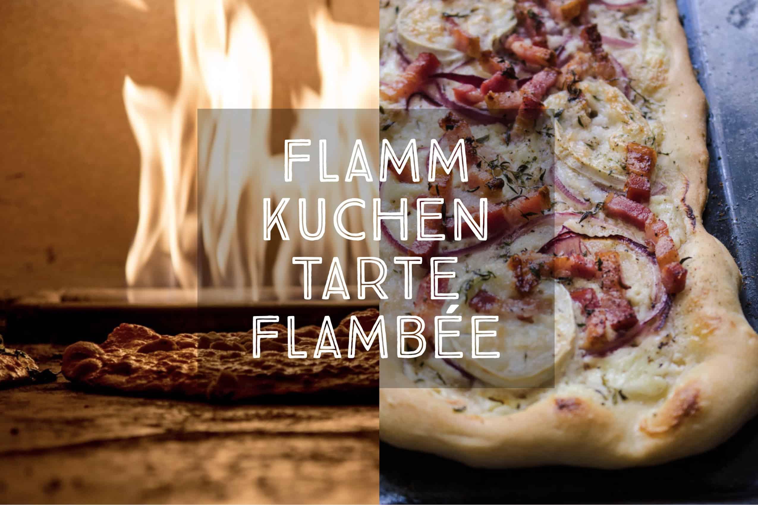 Flammkuchen Tarte Flambee