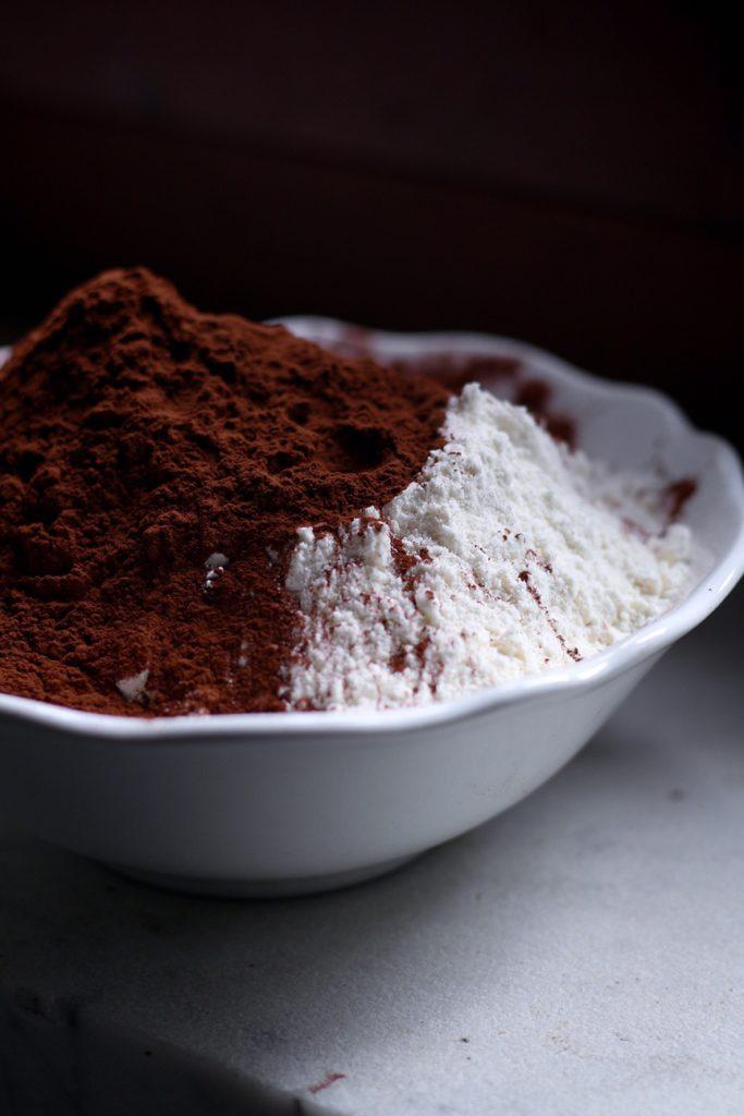 Cocoa and Flour