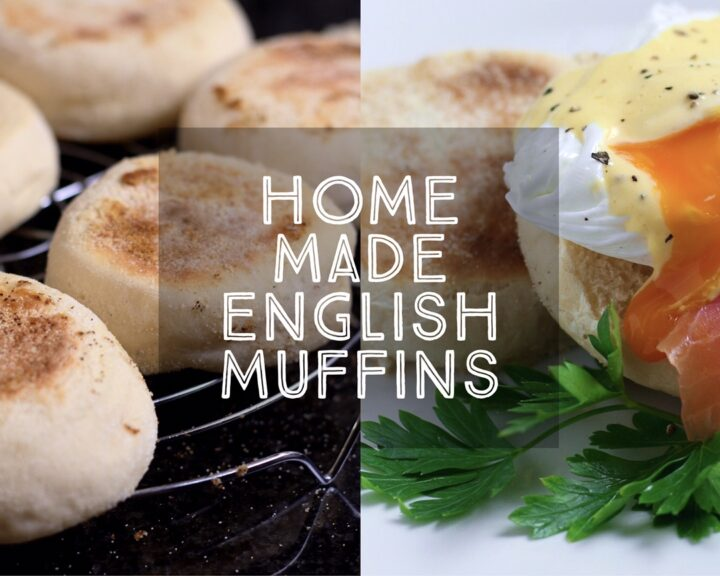 Homemade English Mufins